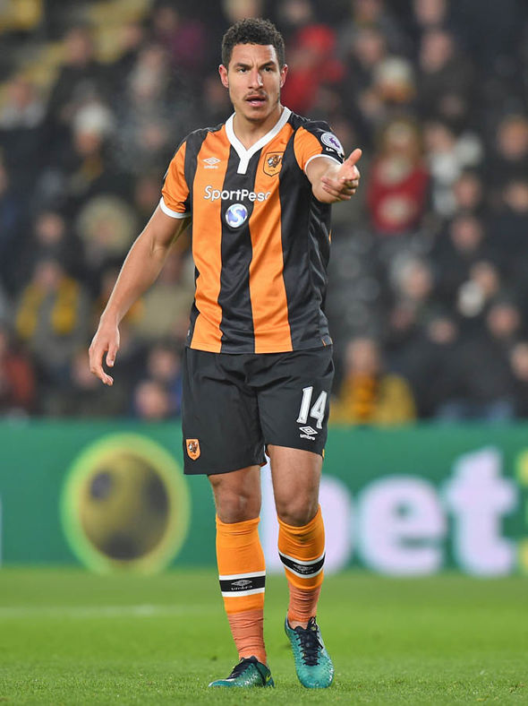 Jake Livermore Hull