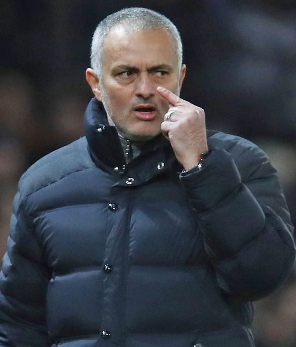 Jose Mourinho claimed we would have been punished had he shouted in the face of an offical