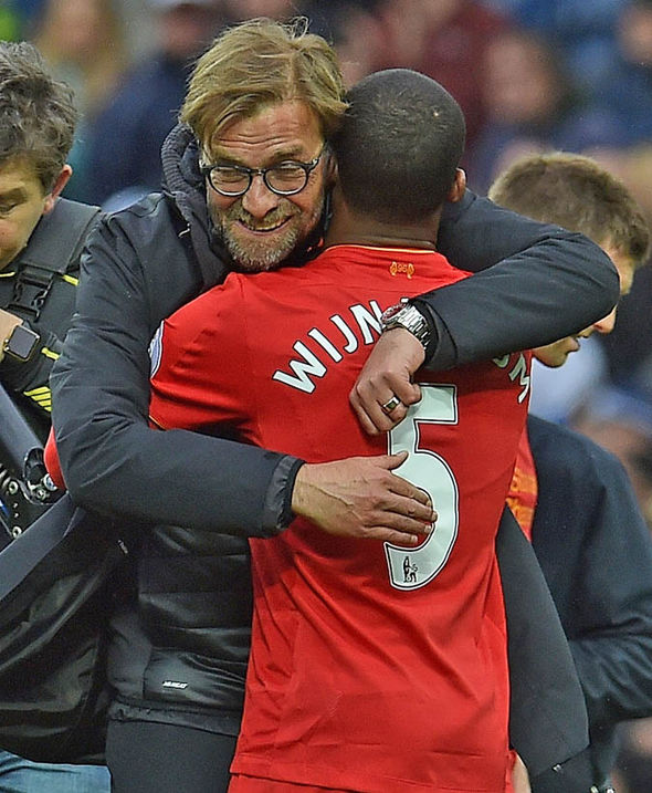 Jurgen Klopp signed a contract extension last summer to keep him at Anfield until 2022