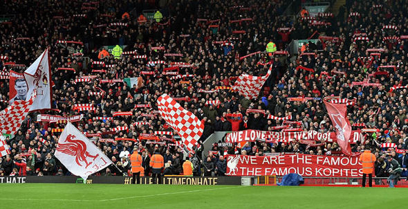 Jurgen Klopp wants the Liverpool crowd to create a special atmosphere on Wednesday night