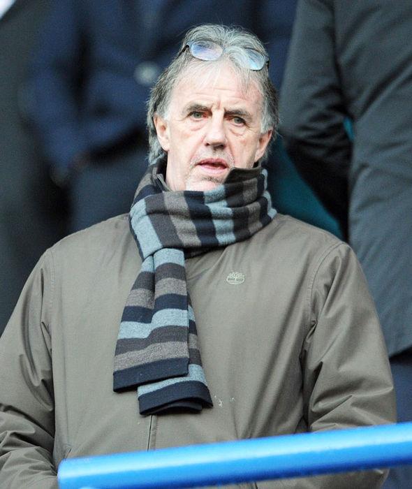 BBC Sport football pundit Mark Lawrenson