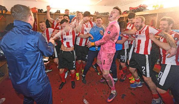 Lincoln FA Cup