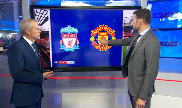 Liverpool Man Utd news