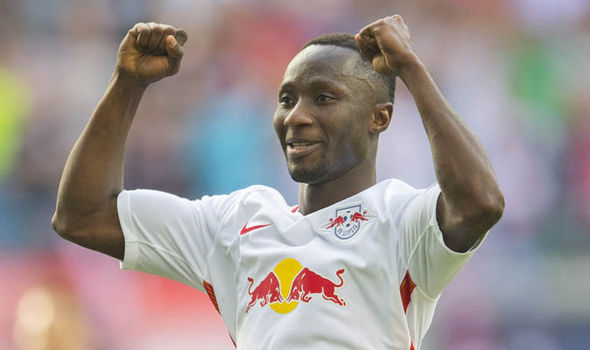 Liverpool transfer target Keita