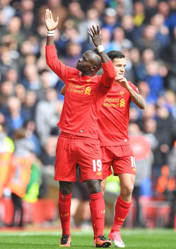 Liverpool Sadio Mane