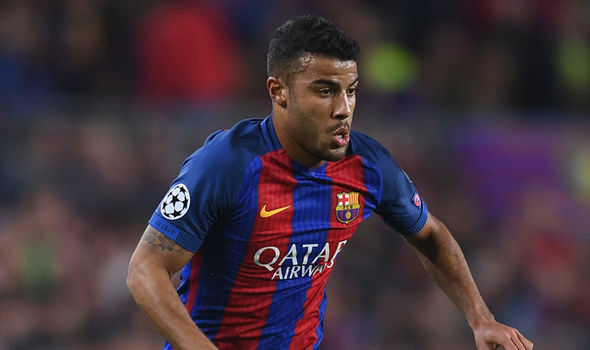 Liverpool Transfer News: The Reds are interested in signing Barcelona ace Rafinha