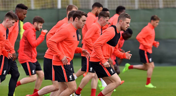 Liverpool have been put through their paces in Spain