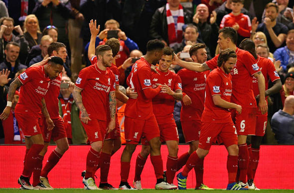 Liverpool have lost just three times in the past 17 years against Everton