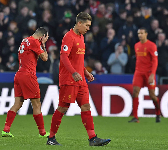 Liverpool have won just once in their last 10 games in all competitions