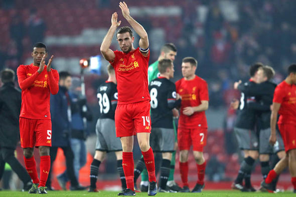 Liverpool have won just once in their last seven games