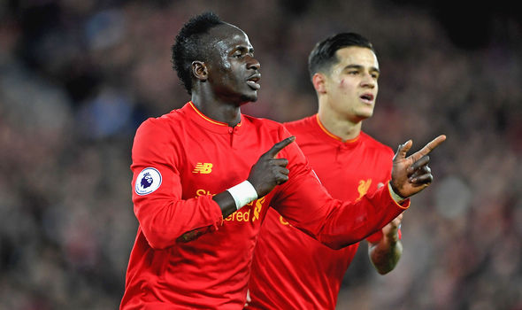 Liverpool star Sadio Mane