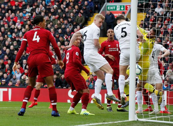 Image result for liverpool vs Burnley