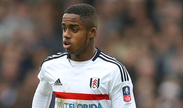 Man Utd Transfer News Luke Shaw Ryan Sessegnon Fulham Tottenham