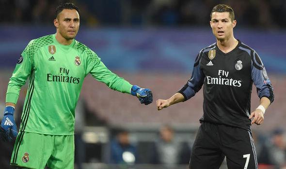 Man Utd Transfer News Real Madrid David De Gea Cristiano Ronaldo