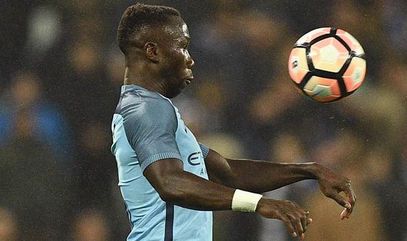 Bacary Sagna Manchester City