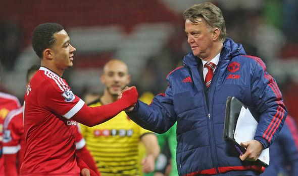 Manchester United Louis van Gaal