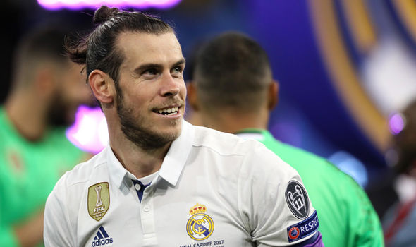 Manchester United Transfer News: Gareth Bale says he's happy at Real Madrid