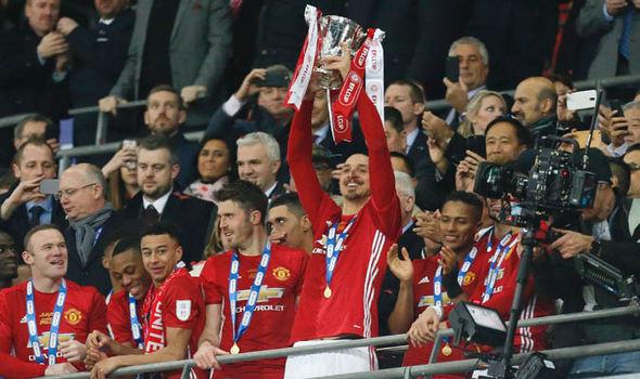 Manchester United Zlatan Ibrahimovic