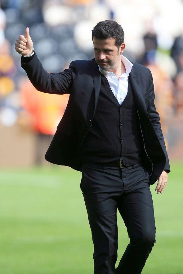 Marco Silva to Watford