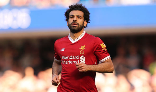 Mohamed Salah  Transfer news LIVE updates: Salah sends Real Madrid demands, Hazard on Man Utd move | Football | Sport Mohamed Salah 1333957