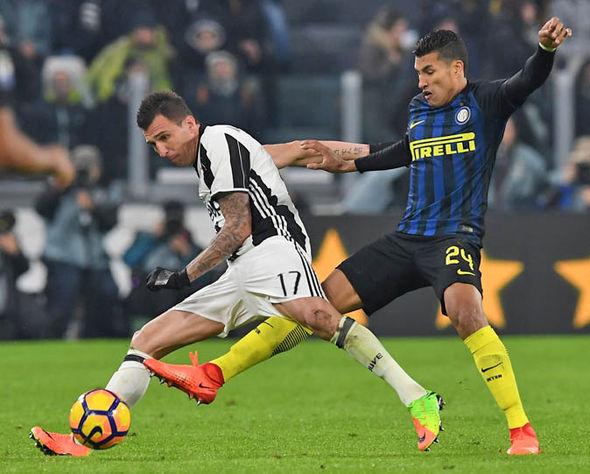 Murillo at Inter