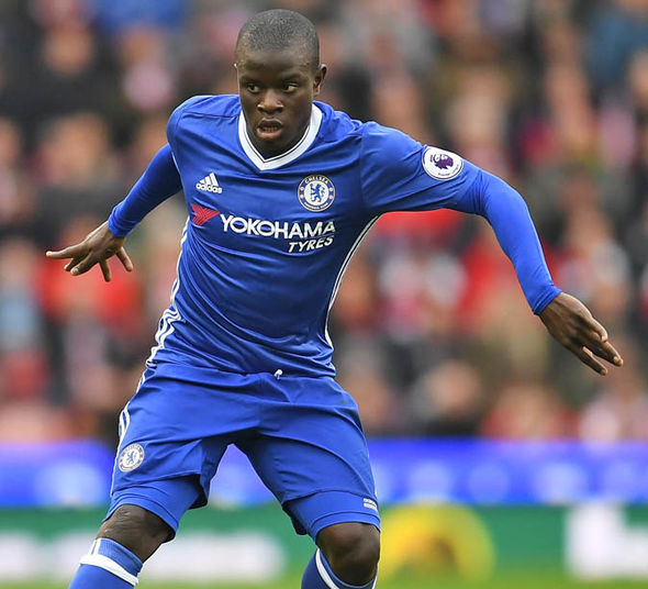 N'Golo Kante is odds-on favourite to win the PFA Player of the Year award