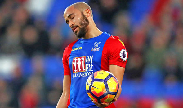 Andros Townsend Newcastle United