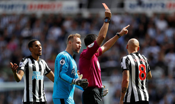 Newcastle v Tottenham: Express Sport brings you LIVE coverage from St James' Park