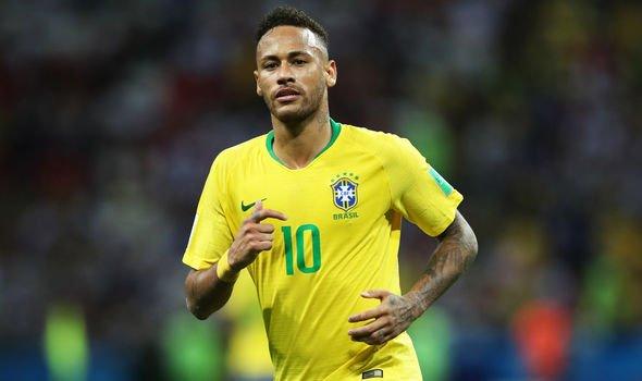 Neymar is desperate to re-join Barcelona
