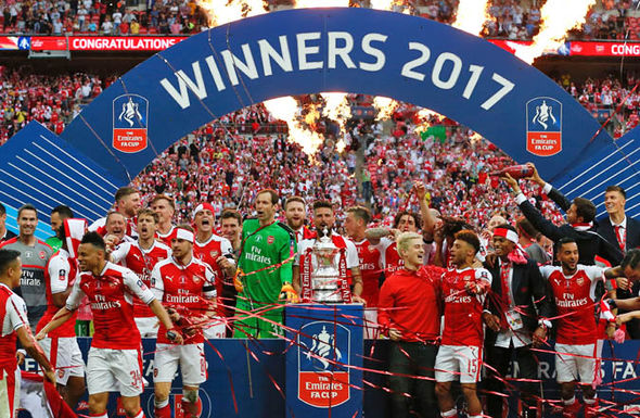 No manager has won the FA Cup more than Arsene Wenger