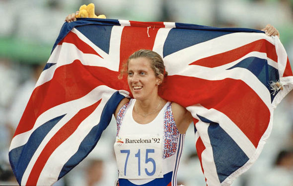 Olympic gold medalist Sally Gunnell knows what it takes to perform on the big stage