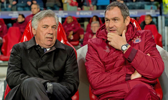 Paul Clement Bayern Munich