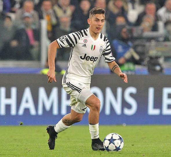 Paulo Dybala at Juventus