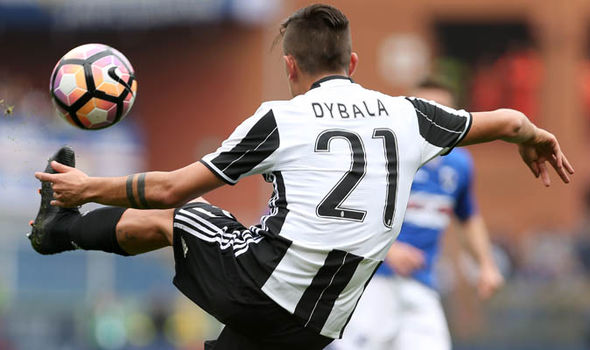 Paulo Dybala Real Madrid Juventus