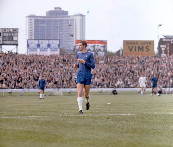 Peter Osgood at Chelsea