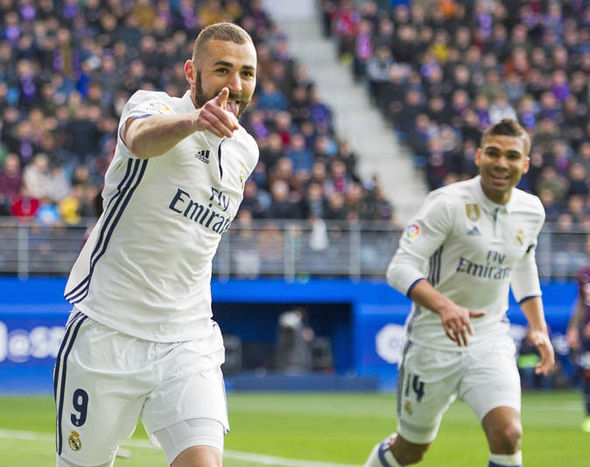 Real Madrid latest on Benzema