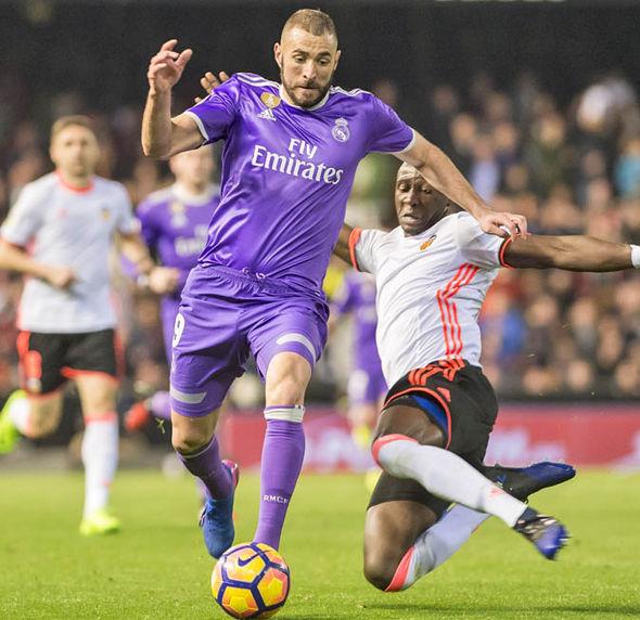 Benzema at Real Madrid