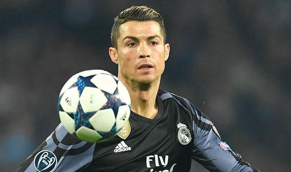 Cristiano Ronaldo Real Madrid Barcelona