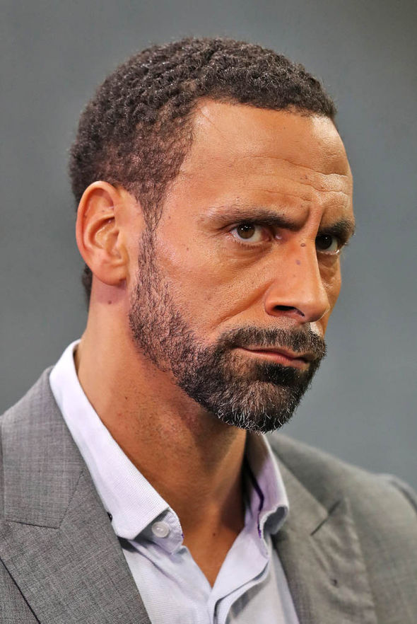 Rio Ferdinand at Arsenal