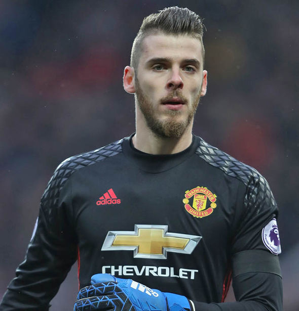 Romero has had to settle with being second choice to David De Gea