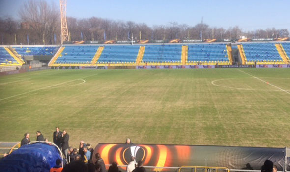 Rostov Pitch