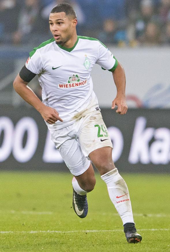 Serge Gnabry