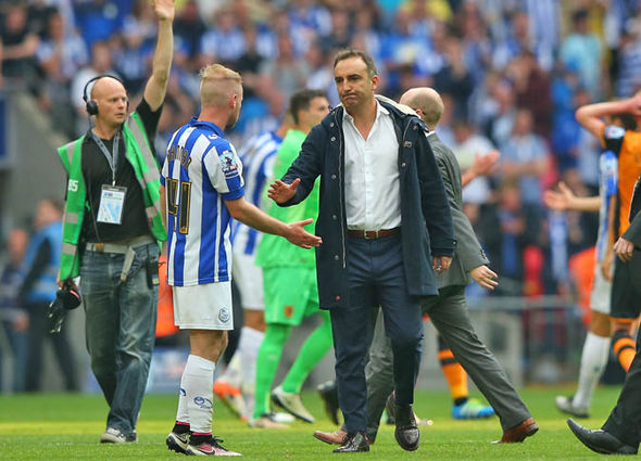 Sheffield Wednesday lose playoff final