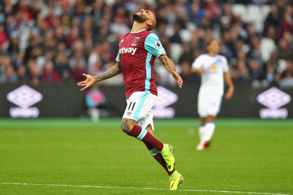 Simone Zaza West Ham