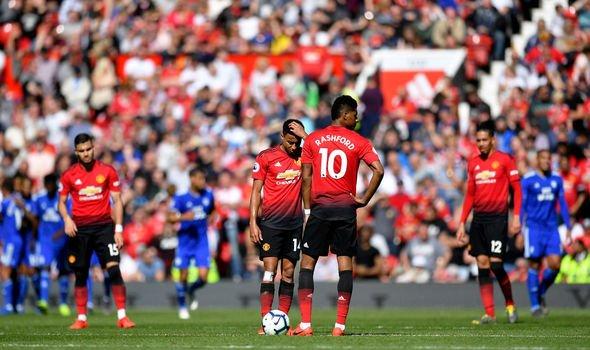 Man Utd struggled after Ole Gunnar Solskjaer got the job permanently