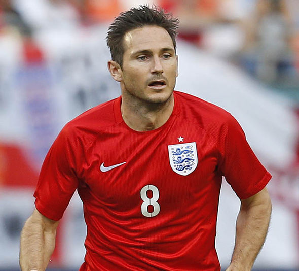 The 38-year-old player over 100 times for England