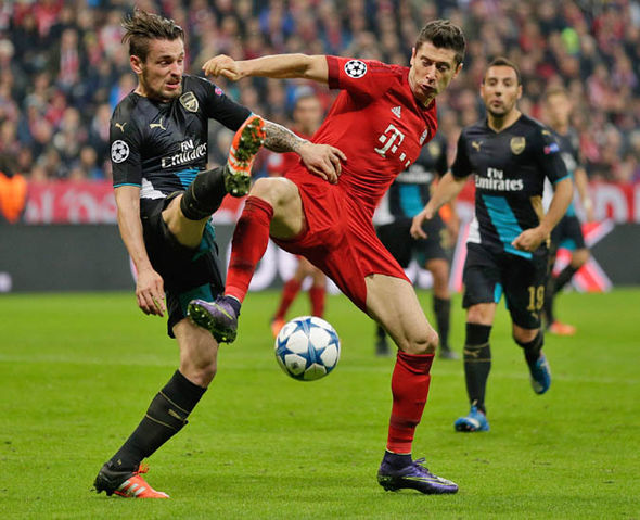 This will be the fourth meeting between Arsenal and Bayern Munich in five years