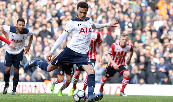 Dele Ali Tottenham