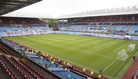 Aston Villa News Keith Wyness Reveals Plans To Expand Villa Park Football Sport Express Co Uk