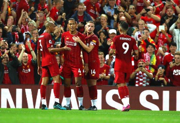 Liverpool star Virgil van Dijk opens up on going 'nuts' at team-mates